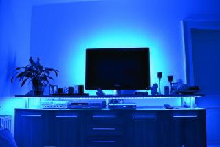 led lichterkette. Black Bedroom Furniture Sets. Home Design Ideas
